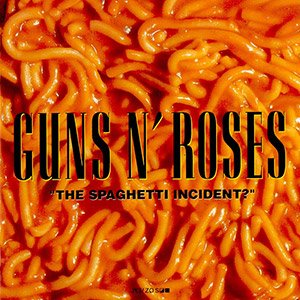Portada del Disco The Spaghetti Incident?